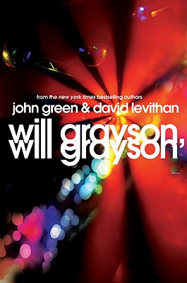 Will Grayson, Will Grayson Book Cover